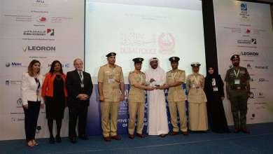 Photo of شرطة دبي تحصد جائزة أفضل فريق ابتكار في الشرق الأوسط وأفريقيا