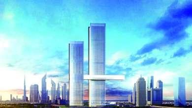 Photo of دبي تشيّد أكبر مبنى معلق في العالم