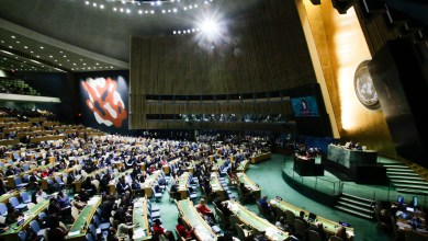 Photo of 128 دولة دعمت القدس في الأمم المتحدة