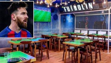 "Photo of ""مطعم ميسي"".. المكان المفضل لاجتماع لاعبي برشلونة"