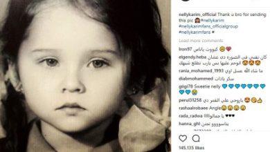 Photo of صورة الطفلة التي أصبحت نجمة شغلت الناس