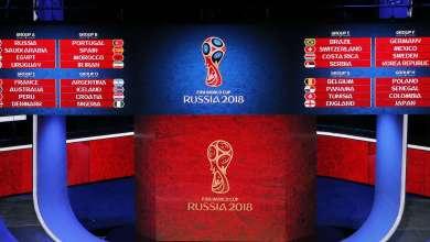 Photo of جدول ومواعيد مباريات كأس العالم
