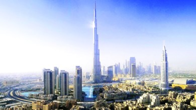 Photo of معالم دبي السياحية الأكثر حضوراً على «إنستغرام»