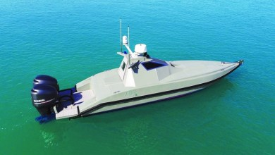 Photo of شركة إماراتية تطلق أول قارب بدون سائق