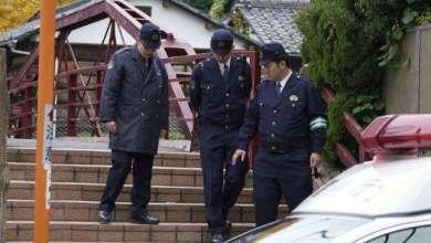 Photo of ياباني يقتل زوجته وأخته الكاهنة بسيف