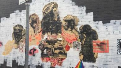 Photo of نائب أسترالي يجمع تبرعات لترميم جدارية للمرأة المسلمة