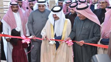 Photo of أمير سعودي يفتتح مشروعا سياحيا