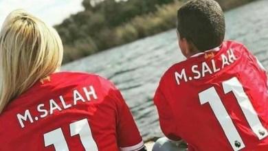 Photo of محمد صلاح يحقق أمنية طفل مصري اشتهر على مواقع التواصل