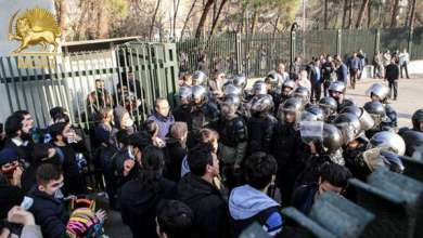 Photo of استمرار التظاهرات في إيران وسقوط 20 قتيلا