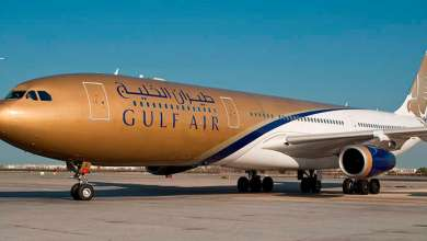 Photo of طيران الخليج تلغي جميع الرحلات القادمة والمغادرة من والى البحرين بسبب الضباب