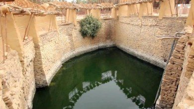 Photo of السعودية…أكبر بئر في العالم تنضح بالمياه منذ 2500 عام