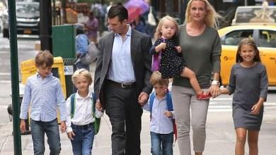 Photo of نجل ترمب ينفصل عن زوجته.. والأولوية لأطفالهما الخمسة