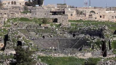 "Photo of ""أم قيس″ الأردنية.. مدينة الفلاسفة والشعراء- (صور)"
