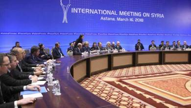 Photo of محادثات حول سوريا لوزراء خارجية روسيا وتركيا وإيران في استانا