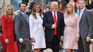 Photo of سر طلب زوجة «ترامب الابن» للطلاق