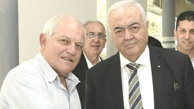Photo of حماس تدين لقاء وزير فلسطيني بنظيره الإسرائيلي في القدس