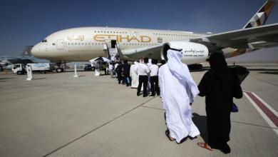 "Photo of طيران ""الاتحاد"" الإماراتية مطالبة بتعويض يتجاوز مليار يورو"