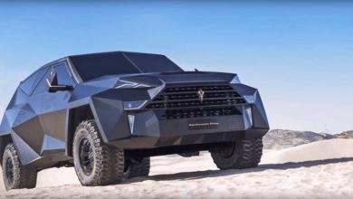 Photo of أفخم سيارة دفع رباعي في العالم! (فيديو)