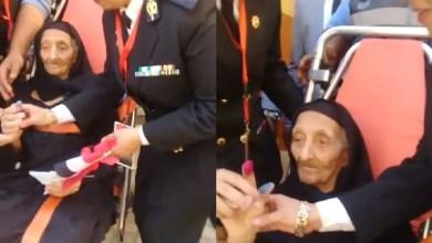 Photo of عمرها 101 عام واتصلت بالشرطة لتصوت بانتخابات مصر