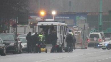 Photo of مهاجمة السفارة التركية في الدنمرك بقنابل بنزين