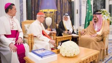 Photo of كاردينال كاثوليكي للسعودية: لا يجب اعتبار المسيحيين مواطنين من الدرجة الثانية