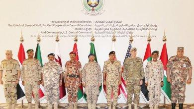 Photo of رئيس الأركان يشارك في اجتماع القيادة المركزية الأمريكية في الرياض