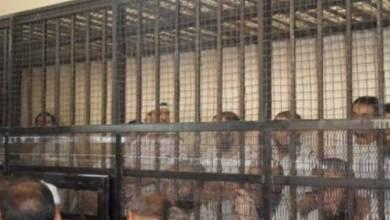 Photo of محكمة مصرية تؤيد الإعدام لستة متهمين دينوا باقتحام مركز شرطة