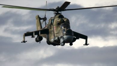 Photo of تحطم مروحية روسية ومقتل طاقمها