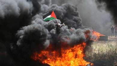 Photo of ارتفاع شهداء غزة إلى 10 وإصابة 1400