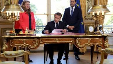 Photo of ثلث الفرنسيين يشعرون بخيبة أمل بعد عام على حكم ماكرون