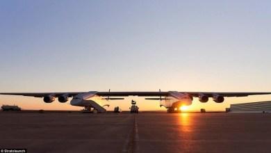 Photo of بالصور.. أكبر طائرة في العالم تحلق قريبا