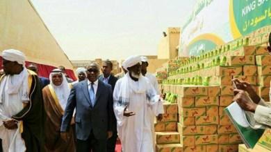 Photo of مركز الملك سلمان يدشن مشروع إفطار الصائم بالسودان