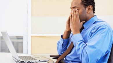 Photo of علاج مهم لملايين الجالسين طويلًا أمام شاشات الكمبيوتر