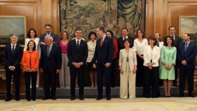 Photo of حكومة إسبانيا الجديدة.. 11 وزارة للنساء و6 فقط للرجال