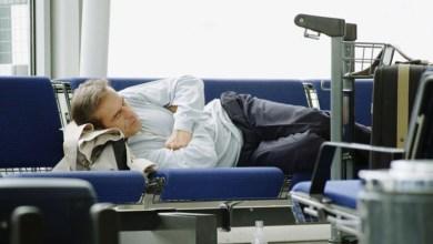 Photo of مطار بريطاني يمنع المسافرين من النوم