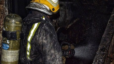 Photo of فرق الدفاع المدني بمكة تباشر حريق غرب كوبري بحرة