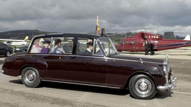 Photo of هذا هو سعر بيع سيارة الملكة إليزابيث