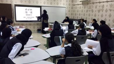 Photo of 14 مدرسة في الإمارات تدرس الصينية العام المقبل