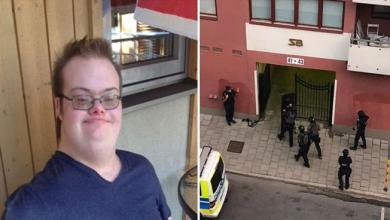 "Photo of شرطة السويد تعتذر بعد قتل شاب يعاني من ""متلازمة داون"""