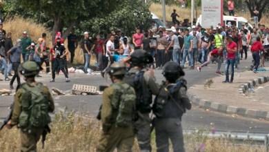 Photo of إصابة عشرات الفلسطينيين برصاص الاحتلال في الضفة