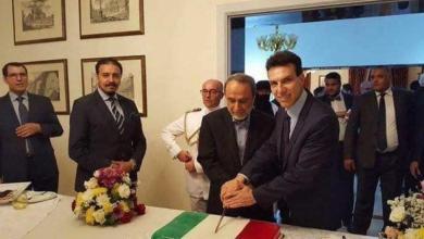 Photo of السفير الإيطالي يستفزّ ليبيا.. ونشطاء يطالبون بطرده