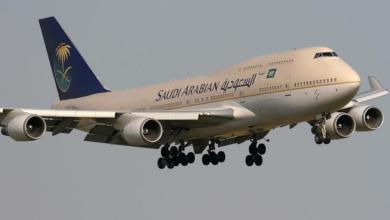 Photo of هبوط اضطراري لطائرة سعودية بمطار القاهرة والسبب….