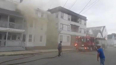 Photo of حرائق وانفجارات تهز بلدتين قرب بوسطن الأميركية