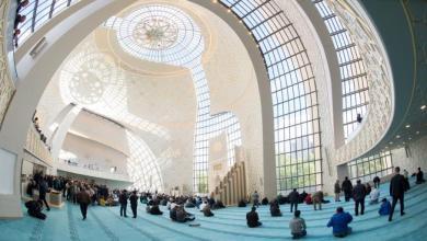 Photo of قصة افتتاح أكبر مسجد أوروبي في ألمانيا… 9 سنوات من الجدل
