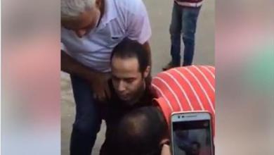 Photo of اعتقال رجل ألقى عبوة ناسفة بمحيط سفارة أميركا بالقاهرة