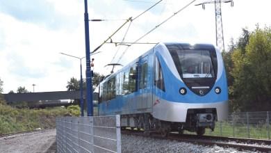 Photo of نوفمبر المقبل وصول أول قطارات مترو دبي الجديدة