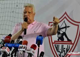 Photo of مرتضى منصور: لا أحد يستطيع منعي من حضور مباريات الزمالك