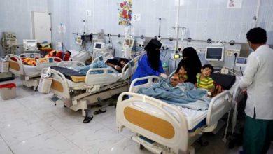 """Photo of بعد الكوليرا..""""الدفتيريا"""" تظهر في اليمن المنهك"""