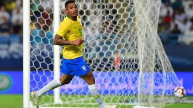 Photo of نيمار يقود البرازيل للفوز على السعودية بهدفين