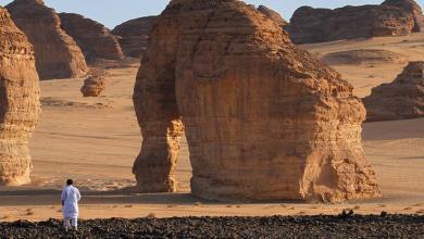 Photo of فيل صخري في السعودية.. الأغرب في العالم